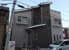 和泉市和気町F様邸 外壁屋根塗装工事