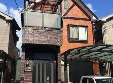 和泉市内田町F様邸 外壁屋根塗装工事